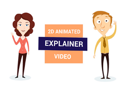 2D animated explainer video maker in ahmedabad, gujarat, india