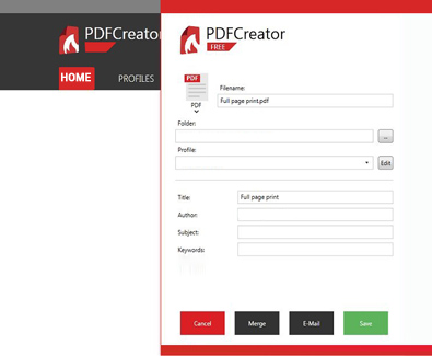 PDF Creation production company